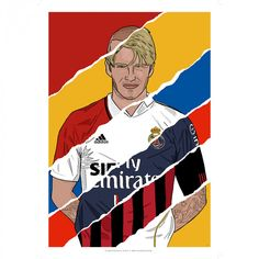 14 Awesome Career In Football Shirts Illustrations By Mark Johnson - Footy Headlines Mark Johnson, Football Kits, Career, Illustrations, Awesome, Poster, Shirts, Design, Art