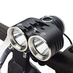 ThorFire BL02 Fahrradfrontlicht Lightster & Rücklichter CREE XM-L2 LED 1400LM - http://das-lichtzentrum.de/thorfire-bl02-fahrradfrontlicht-lightster-ruecklichter-cree-xm-l2-led-1400lm/ #FahrradBeleuchtung