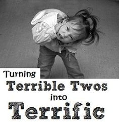Tips to help parents deal with terrible twos and make them terrific! http://www.mommyedition.com/how-to-deal-with-terrible-twos #terribletwos #motherhood #parenting
