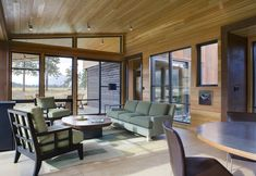 Wolf Creek Cabin | prentiss balance wickline architects