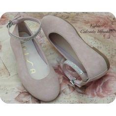 calzado infantil , calzado juvenil , bailarinas niña , unisa , moda  infantil Preciosas bailarinas de