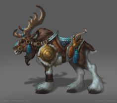 Priden Moose by Grey-Seagull.deviantart.com on @deviantART