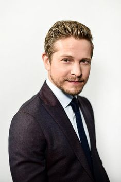 See These Glowing Portraits of Celebs From Supernatural, Arrow, and More Favorite Shows : Matt Czuchry, The Resident Logan Gilmore, Gilmore Girls, Celebrity Portraits, Celebrity Photos, Tv Actors, Actors & Actresses, Beautiful Boys, Gorgeous Men, Matt Czuchry