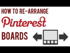 How to Re-arrange Pinterest Boards for Business Marketing | Pinterest Marketing Tips #socialmedia #contest #competition #win #tutorial Pinterest Marketing Tips Let's talk about a true social media driven #website model for your brand! Imagine channelf updates for your site - exclusive methodology by #TheBarnYardGroup.com Creating communities of interest  w #BYG website