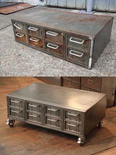 3 tapes pour r aliser un comptoir industriel diy pinterest comptoir industriel et. Black Bedroom Furniture Sets. Home Design Ideas