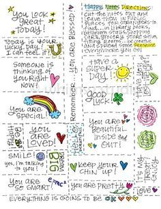 so i HAD to repin this. the other night i read a blog about the way a teacher used mirrors to teach her students how to give themselves pep talks. wouldn't it be great if you taped these to some mirrors hung in special places around the room?