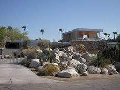 Richard Neutra, Kaufmann Desert House, Palm Springs
