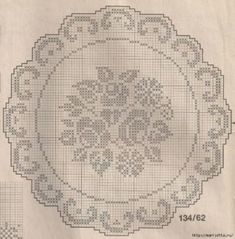 Филейное вязание | Записи в рубрике Филейное вязание | Дневник gladkaia53 Cross Stitch Cow, Cross Stitch Alphabet, Crochet Leaf Patterns, Crochet Leaves, Crochet Tablecloth, Crochet Doilies, Mantel Redondo, Forearm Tattoo Design, Fillet Crochet