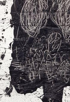 'Rashid Johnson: Anxious Men' at The Drawing Center, Selected by Hank Willis Thomas | ARTnews