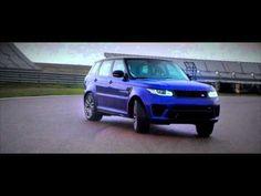 Vidéo – Le Range Rover Sport SVR mis à l'épreuve par Land Rover - via Jaguar Land Rover Fréjus www.jaguarlandrover-cotedazur.com