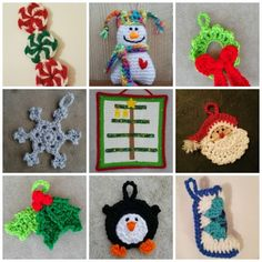 Mad Mad Maker Alumni Heidi at Snappy Tots has a great crochet project going on- a crocheted advent calendar! Get started now so you can be ready to start counting down the days to Christmas!