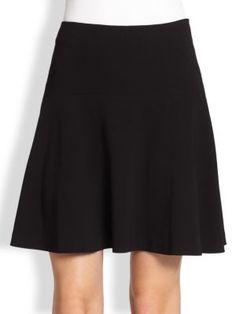Rebecca Taylor - Textured Full Skirt - Saks.com