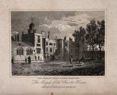 The Charterhouse, London; the Chapel