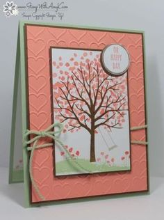 Sheltering Tree Oh Happy Day by amyk3868 - Cards and Paper Crafts at Splitcoaststampers