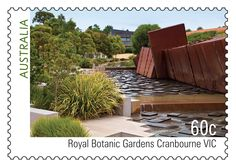 A scene from the Royal Botanic Gardens in Cranbourne VIC.