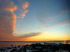 Sunrise (Jan 2, 2015)