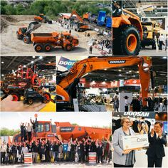 Doosan Equipment EU (@DoosanEquipment)   Twitter Heavy Machinery, Heavy Equipment, Planets, Monster Trucks, Europe, Construction, Twitter, Building
