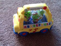 Leap Frog ABC bus