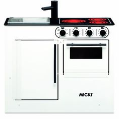 Micki 62 x 30 x 51cm Bistro Mini Kitchen ToyCentre