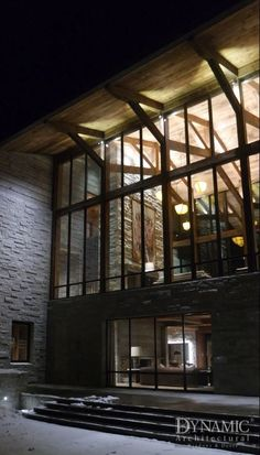 Dynamic Architectural Windows & Doors Mountain Village, Colorado ARCHITECT: Thomas W Conyers, Architect, AIA BUILDER: Gerber Construction