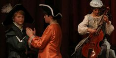 The kids of Seattle Historical Arts return for another Early Music Discovery performance (their fifth!) with stories of magic, dragons, and miracles from the Middle Ages, accompanied by era-specific instruments.