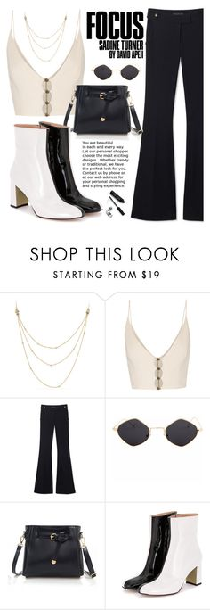 """""""I Love Fashion#"""" by sunny-chen-2 ❤ liked on Polyvore featuring David Yurman, Zimmermann and Bobbi Brown Cosmetics"""