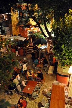 Chapito - Bar Lisbonne