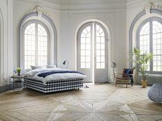 Verkrijgbaar in de Hästens Store Breda. Het ultieme bed gemaakt met uitsluitend natuurlijke materialen.