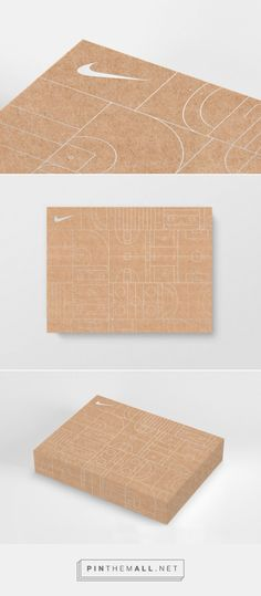 Nike Holiday Gift Packaging Concept by Character - http://www.packagingoftheworld.com/2015/12/nike-holiday-gift-packaging-concept.html