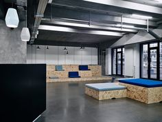 Zalando Offices - Tech Hub, Food Court and Innovation Lab - Berlin - Office Snapshots