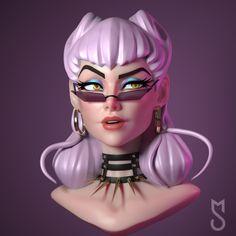 Evelynn League Of Legends, League Of Legends Video, Lol League Of Legends, Catwoman Comic, Medvedeva, Fanart, Riot Games, Face Reference, Cyberpunk Art