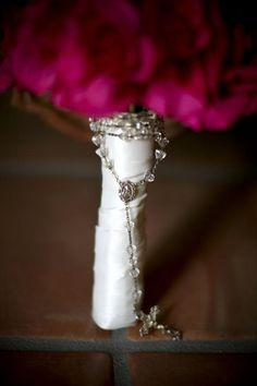 Definitely want my Rosary with me on my wedding day!
