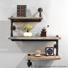 Industrial Pipe Shelving Bookshelf Rustic Modern Wood Lad... https://smile.amazon.com/dp/B01JFO1P96/ref=cm_sw_r_pi_dp_x_VEuczbRYHNDZH