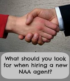What should you look for when hiring a new NAA agent? Click on the pin to find the answer! #thealliance
