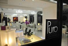 Entrata ristorante Puro