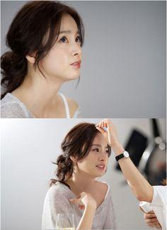 Korean Beauty, Asian Beauty, Korean Celebrities, Celebs, My Beauty, Hair Beauty, Kim Tae Hee, Asian Makeup, Asia Girl