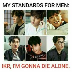 That doesn't change...we do like collecting oppas'