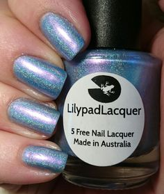 Lilypad lacquer Oh so fly
