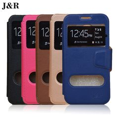 Leather CaseFor Samsung Galaxy Core 2 Duos SM-G355H/DS Cover Vertical  Phone Bag Leather Fundas para J&R Brand SM-G355H Cases #clothing,#shoes,#jewelry,#women,#men,#hats,#watches,#belts,#fashion,#style