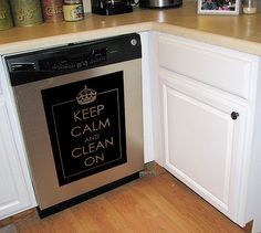 Appliances Love Decals, Too! from tradingphrases.com
