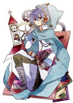 source: pixiv id 33650436 Vocaloid Kaito, Kaito Shion, Anime Oc, Kawaii Anime, Anime Guys, Anime Style, Hakkenden, Mikuo, Mlp My Little Pony