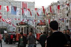 İstiklal Caddesi - Istanbul