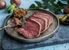 Oksetunge Bbq Ribs, Steak, Pork, Christmas, Kale Stir Fry, Xmas, Steaks, Navidad, Noel