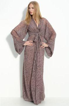 perfect bathrobe cut