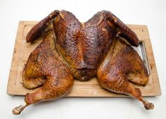 Barbecue turkey and grilled turkey taste spectacular, and there are tricks in this recipe that make it the ultimate turkey period, smoked or just oven roasted.