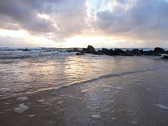 Most Kauai days begin the same way—clouds on the horizon and sunrises that just demand attention.