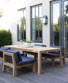 Piet Boon | Chair | Table | Relaxing | Outdoor | Furniture