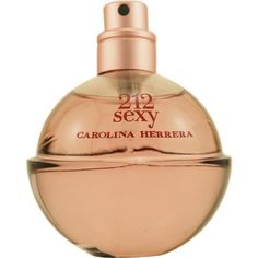 212 Sexy By Carolina Herrera Eau De Parfum Spray 3.4 Oz *tester