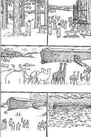 Kuvahaun tulos haulle prenten noach bouwt een ark