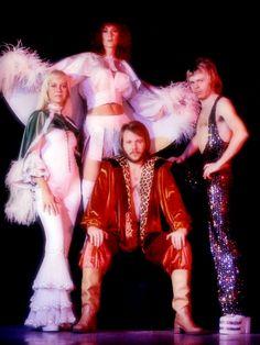 Abba 1975 Costume